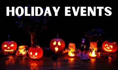 Holiday Events - Halloween
