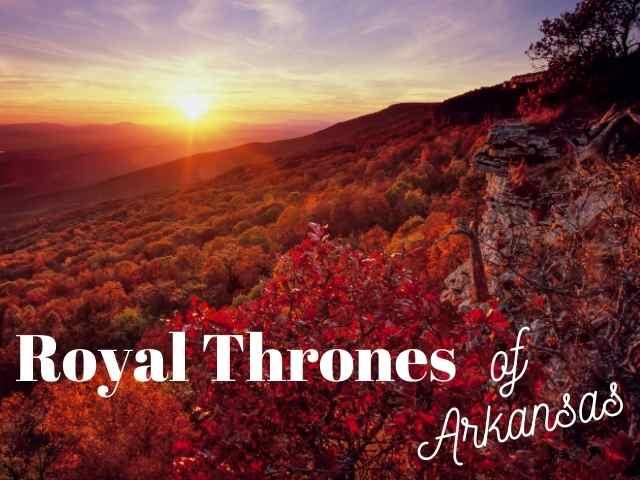 Royal Thrones of Arkansas